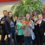 Экскурсия на заводе Coca-Cola