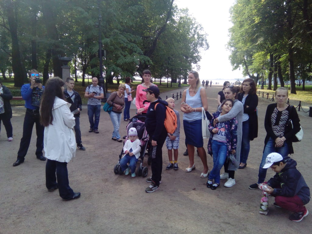 Автобусная экскурсия в г. Кронштадт 8 сентября 2018 г.