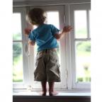 Сделайте ваше окно безопасным для ребенка!