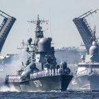 Информация об организации движения в дни репетиций и Главного парада в честь Дня ВМФ Санкт-Петербурге