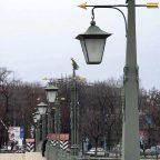 О возможности обращения по вопросам наружного освещения в СПб ГБУ «Ленсвет»